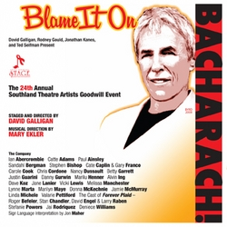 Blame It On Bacharach - S.T.A.G.E. Benefit