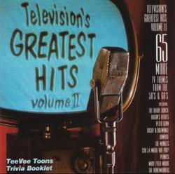 Television's Greatest Hits: Volume II