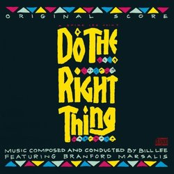 Do the Right Thing - Original Score