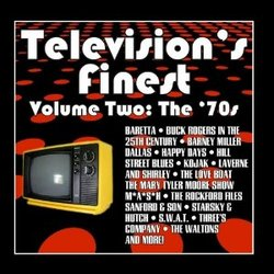 Television's Finest, Volume Two: The '70s