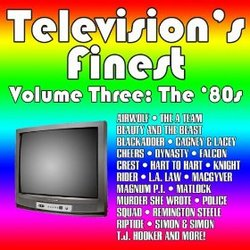 Television's Finest, Volume Three: The '80s