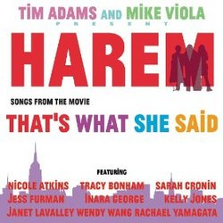 That's What She Said: Songs from the Movie