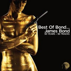 Best of Bond... James Bond: 50 Years - 50 Tracks