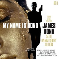 My Name Is Bond, James Bond: 50th Anniversary Edition