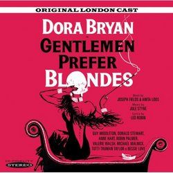 Gentlemen Prefer Blondes - Original London Cast