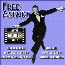 Fred Astaire: At the Movies, Vol. 2