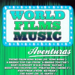 World Films Music: Adventuras