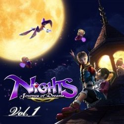 NiGHTS: Journey of Dreams - Vol. 1