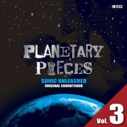 Planetary Species: Sonic Unleashed - Vol. 3