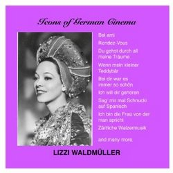 Icons of German Cinema: Lizzi Waldmuller