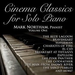 Cinema Classics for Solo Piano: Volume One