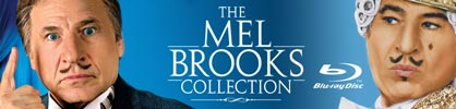 [DVD Review - The Mel Brooks Collection (Blu-ray)]