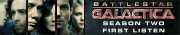 [Exclusive - Battlestar Galactica: Season Two - First Listen]