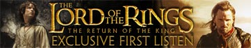 [Exclusive - Lord of the Rings: The Return of the King - First Listen]