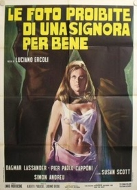 The Forbidden Photos of a Lady Above Suspicion (Le foto proibite di una signora per bene)