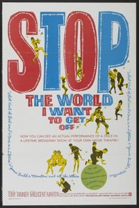 Stop the World: I Want to Get Off