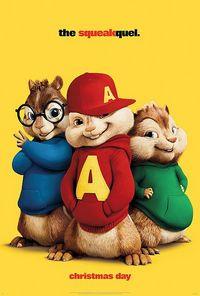 Alvin And The Chipmunks: The Squeakquel [Original Motion ...