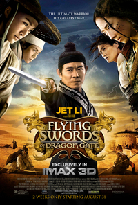Flying Swords of Dragon Gate: An IMAX 3D Experience