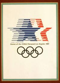 1984 Summer Olympics - Games of the XXIIIrd Olympiad Los Angeles