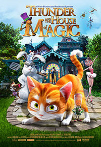 Thunder and the House of Magic (Le Manoir Magique)
