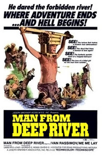 The Man from the Deep River (Il paese del sesso selvaggio / Sacrifice!)