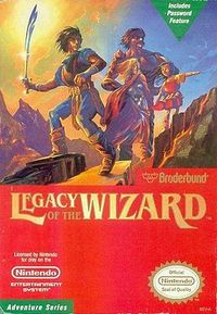 Legacy of the Wizard (Dragon Slayer IV: Drasle Family)