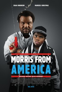 Morris from America