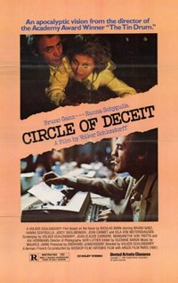 Circle Of Deceit (Die Falschung / Le Faussaire)
