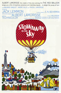 Stowaway in the Sky (Le voyage en ballon)
