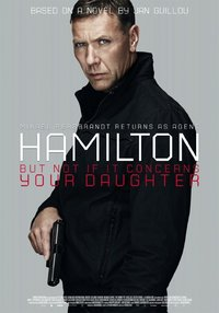 Agent Hamilton: But Not If It Concerns Your Daughter