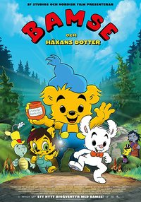 Bamse and the Witch's Daughter (Bamse och haxans dotter)