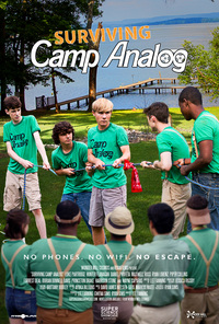 The Shocklosers Survive Camp Analog