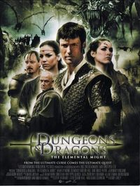 Dungeons & Dragons: Wrath of the Dragon God (Dungeons & Dragons: The Elemental Might)